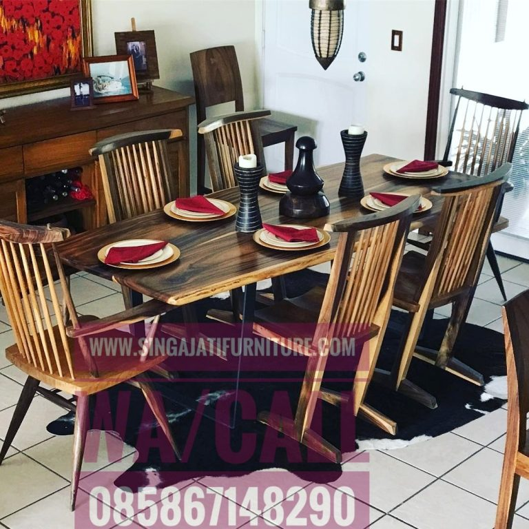 Kursi Makan,Singa Jati Furniture