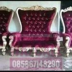 Kursi Dekor sofa Singajatifurniture,Furniture Jepara,Kursi Raja, Kursi Pengantin