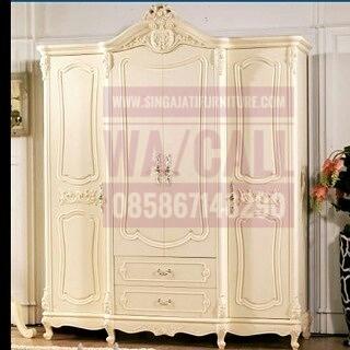 Almari Baju, Furniture Jepara, Kmar Set