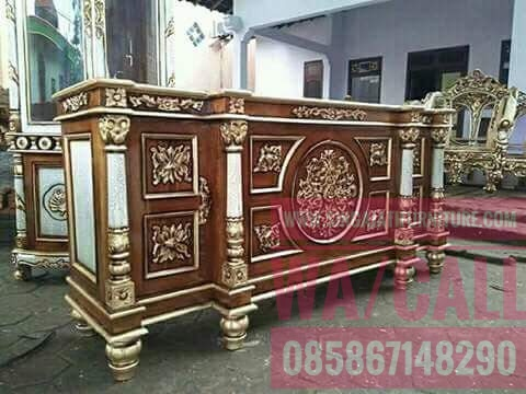 Buffet 4 Pintu Singajatifurniture, Buffet