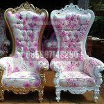 Kursi Sofa, Kursi Sofa Raja dan Ratu, Singa Jati Furniture