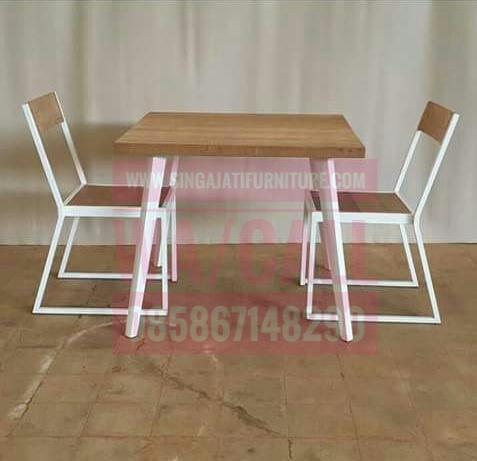 Kursi Teras, Kursi Teras Kombinasi, Singa Jati Furniture
