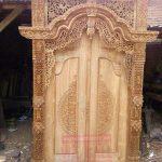Pintu Gebyok Jati TPK Great A Ukiran Jawa Kuno
