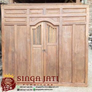 Pintu-Gebyok-Antik-Jati-Jepara