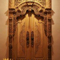 Pintu-Gebyok-Ukir-Kayu-Jati