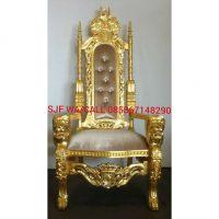 Kursi Raja Jati Minimalis