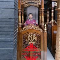 Jual-Mimbar-Masjid-Kubah-Ukiran-Kaligrafil-Jepara-10