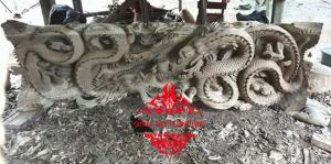 Relief Naga Liong 3 Dimensi Jepara