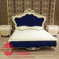 Centra Dipan/Tempat Tidur Minimalis Singa Jati Jepara