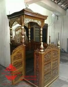 Jual-Mimbar-Masjid-Kubah-Ukiran-Kaligrafi-04