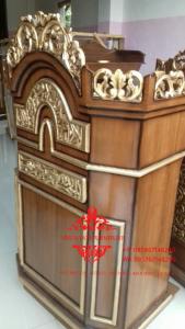 Jual-Mimbar-Podium-Ukiran-Kaligrafi-05