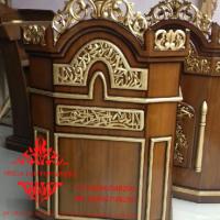 Jual-Mimbar-Podium-Ukiran-Kaligrafi-06