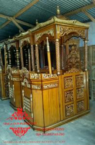 Jual-Mimbar-Masjid-Kubah-Ukiran-Kaligrafi-Al-ikhlas-13
