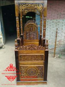 Jual-Mimbar-Masjid-Kubah-Ukiran-Kaligrafil-Lailaha'illallah-13
