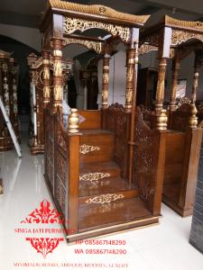 Mimbar-Masjid-Kubah-Sjf-13