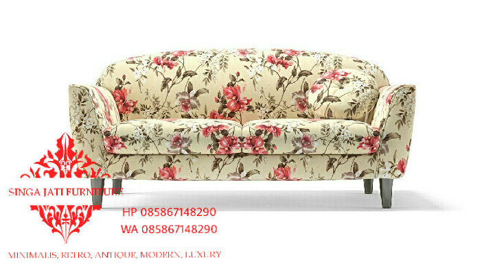 jual kursi sofa retro jati vivien. Black Bedroom Furniture Sets. Home Design Ideas
