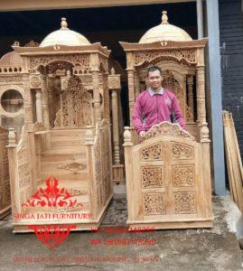 Desain-Mimbar-Masjid-Atap-Kubah