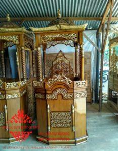 Harga-Mimbar-Masjid-Murah-Ukiran-Kaligrafi