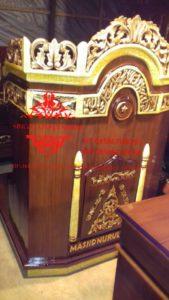 Harga-Mimbar-Masjid-Sederhana-Ukiran-Kaligrafi-03