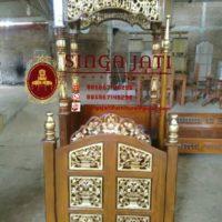 Model-Mimbar-Masjid-Pintu-Samping-Terbaru