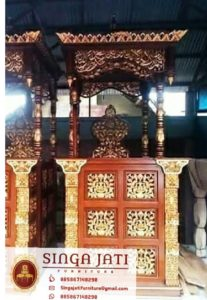 Mimbar-Masjid-Atap-Kubah-Model-Gebyok