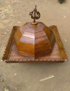 Model-Mimbar-Masjid-Atap-Kubah