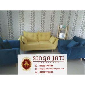 Jual Set Sofa Scandinavian Ruang Tamu Murah Dan Bergaransi