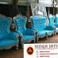 Jual Kursi Sofa Tamu Set Ukir Minimalis Sandaran Tinggi Murah