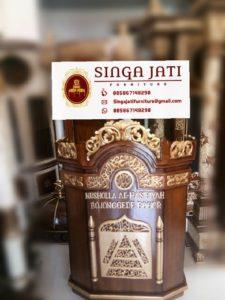 Harga-Mimbar-Masjid-Minimalis