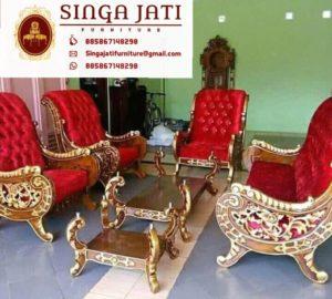 Harga-Satu-Set-Kursi-Tamu-Sofa-Raffi-Ahmad-Ukir-Minimalis