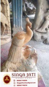 Jual-Patung-Burung-Cendrawasih.