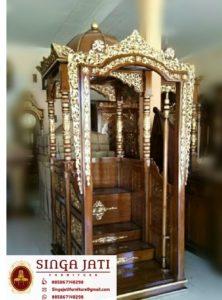 Mimbar-Masjid-Harga-Murah-Ukiran-Kaligrafi
