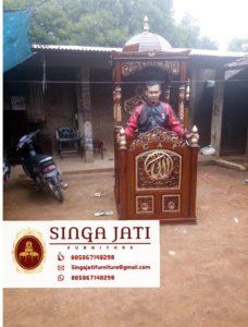 Mimbar-Masjid-Ukir-Kayu-Jati-Murah-02