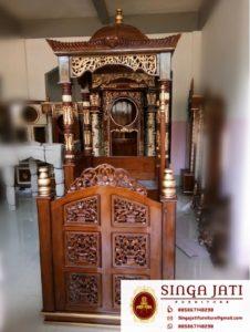Model-Mimbar-Masjid-Harga-Murah