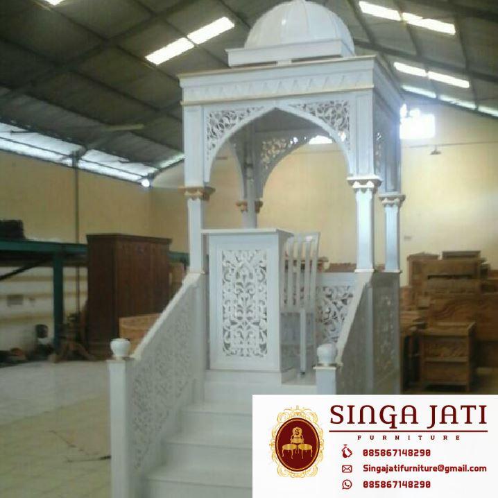 Model-Mimbar-Masjid-Nabawi-Atap-Kubah-01