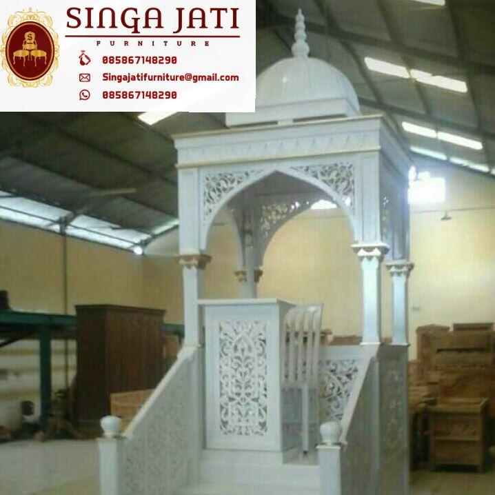 Model-Mimbar-Masjid-Nabawi-Atap-Kubah-Ukiran-Jepara-02