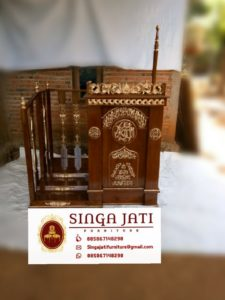 Model-Mimbar-Masjid-Terbaru-Ukiran-Kaligrafi-Arab-Murah