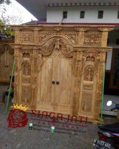 Pintu-Gebyok-Ukir-Rumah-Jawa-Modern