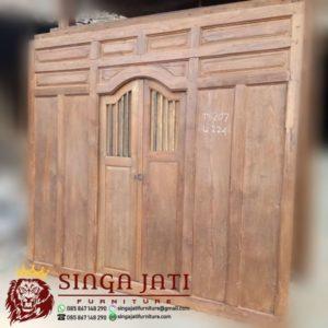 Pintu-Gebyok-Antik-Minimalis-Kayu-Jati-
