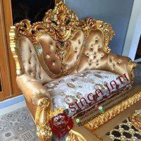 Kursi Tamu Sofa Mewah Jati Terbaru dan Modern