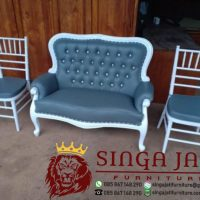 Sofa Pengantin Sederhana Model Minimalis Harga Murah