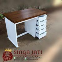 Meja Kantor Kayu Dengan Desain Terbaik